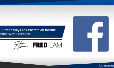 5 Surefire Ways To Generate An Income With Facebook