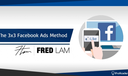 New Facebook Advertising Strategy – The 3×3 Method