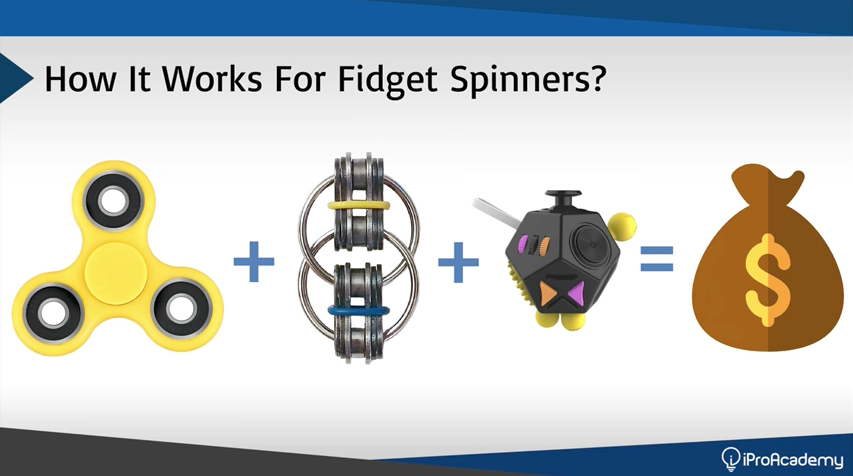 How To Profit From The Fidget Spinner Toy Craze